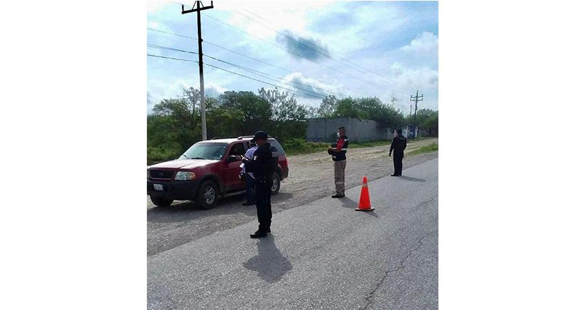 Continúa aplicando acciones el CMS en San Fernando