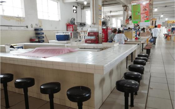 Baja 50% venta de comida en el astronómico de Madero