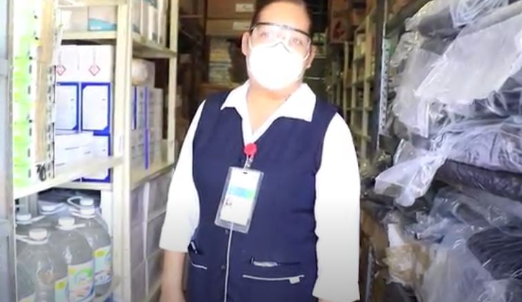 Confirman abasto de insumos y equipos de protección COVID en Hospital General Reynosa