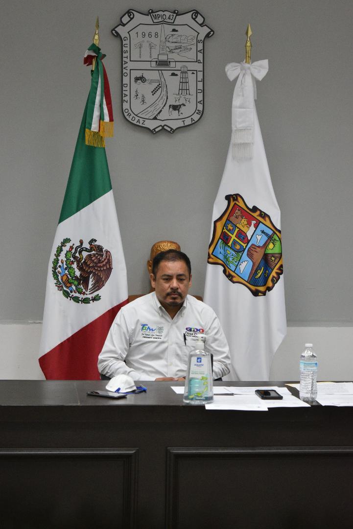 8.5 millones de dólares para obras de saneamiento en Díaz Ordaz