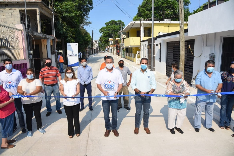 Modernización de vialidades impulsa desarrollo de Tampico