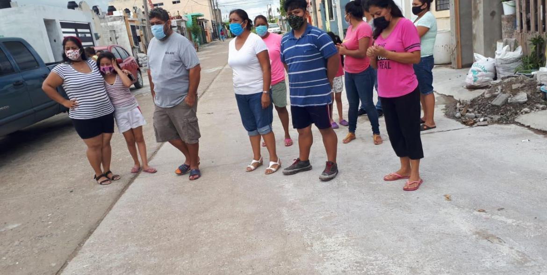 200 familias en Altamira llevan 48 días sin luz