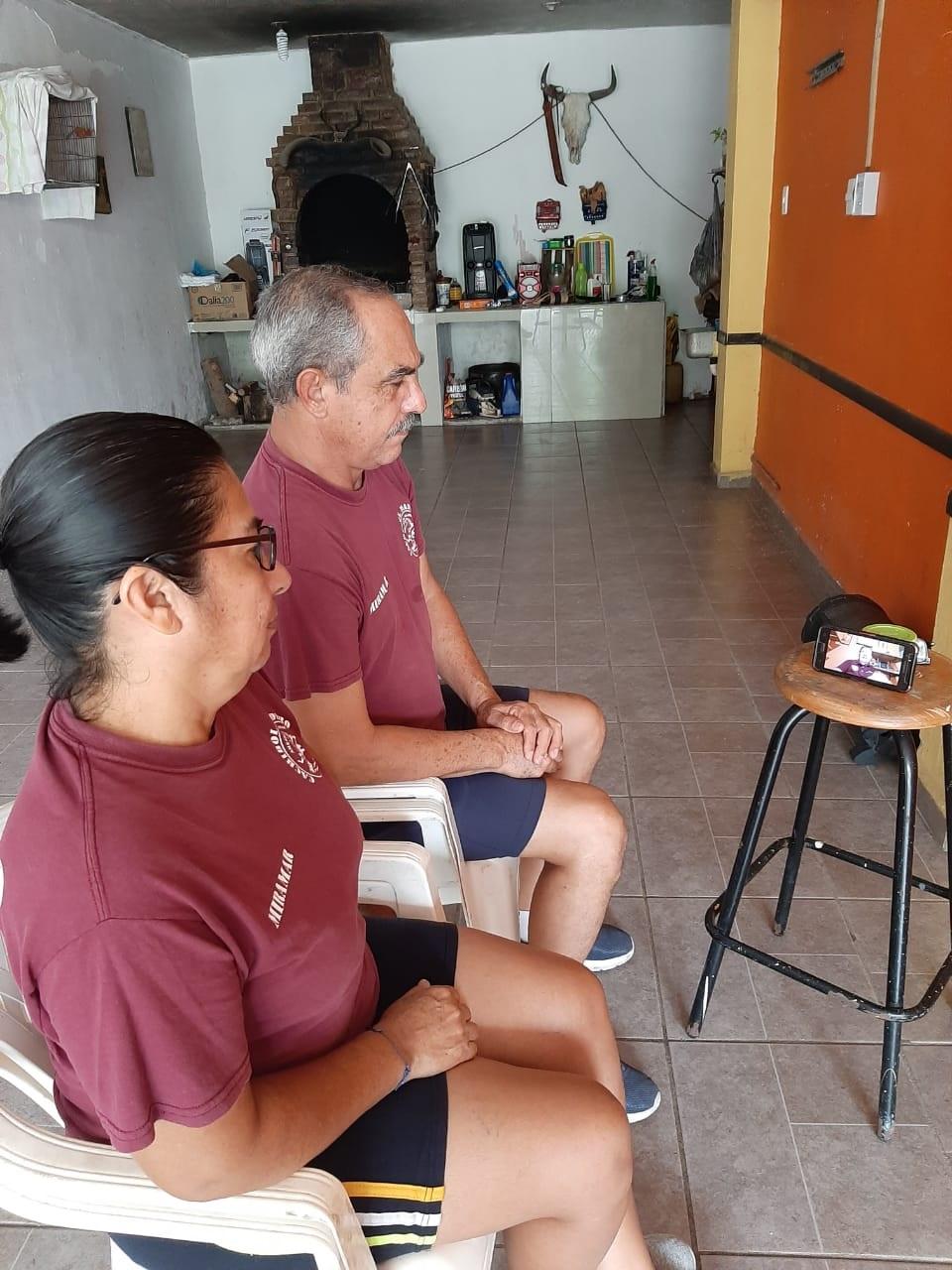 Imparte municipio pláticas de salud a adultos mayores