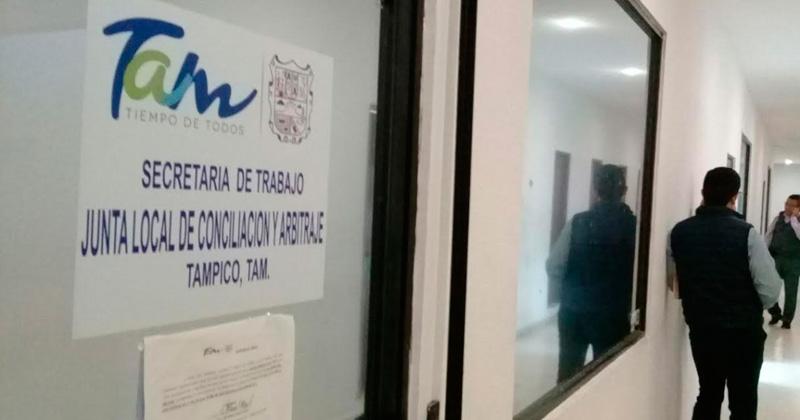 Tamaulipas cumple con Reforma Laboral en la revisión y modificación de estatutos sindicales