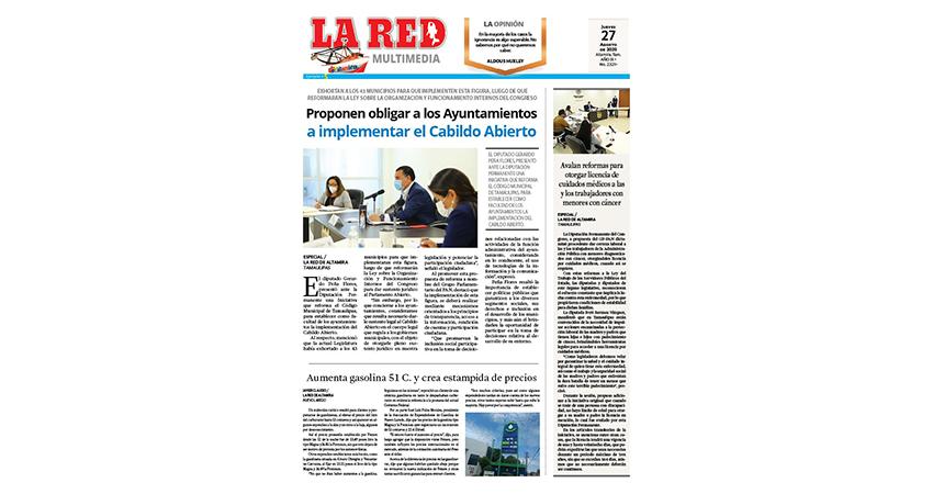 Proponen obligar a los Ayuntamientos a implementar el Cabildo Abierto