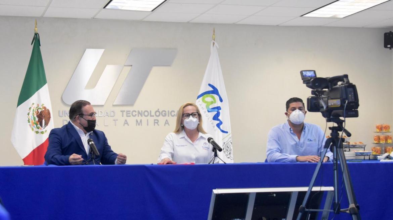 Inauguran UT de Altamira ciclo escolar 2020-2021