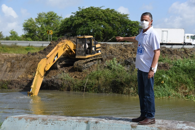 Modernizan la red hidráulica de Tampico