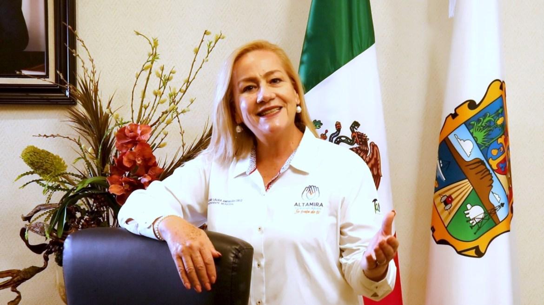 Rendirá mañana Alma Laura Amparán Segundo Informe