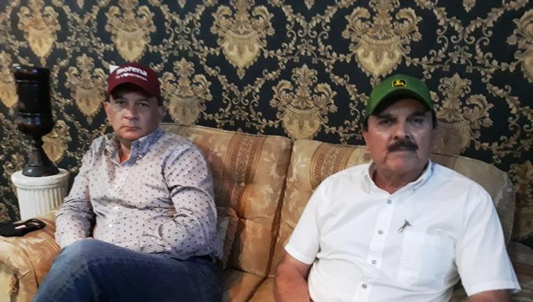 DOS TAMAULIPECOS BUSCAN LA DIRIGENCIA NACIONAL DE MORENA