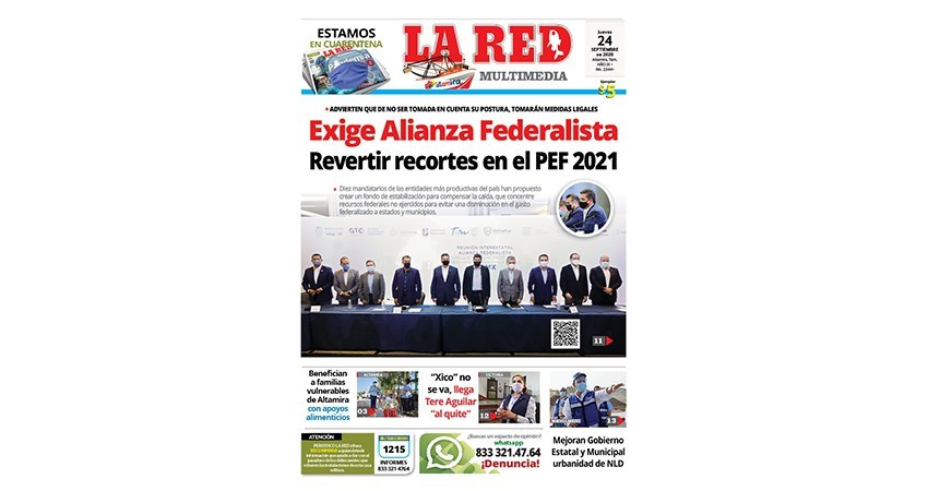 RED58News 24-09-2020