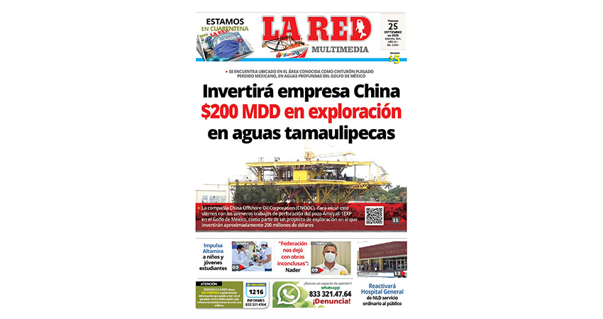 RED58News 25-09-2020