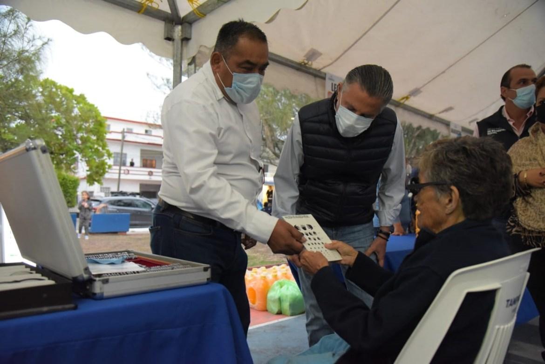 Llevan jornada médico asistencial en la colonia Tamaulipas