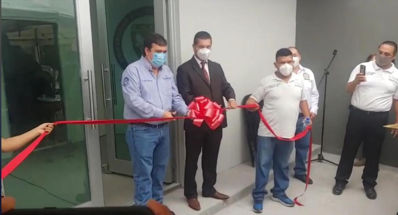 Inaugura Francisco Chavira y Carlos Ulivarri, la UNT Campus Río Bravo