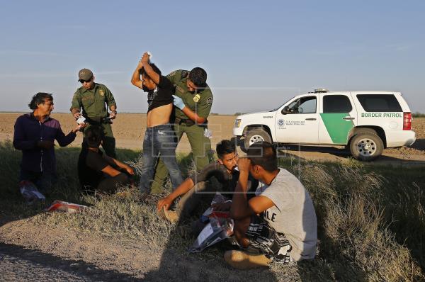 """Agente de la Patrulla Fronteriza mata a """"coyote"""""""