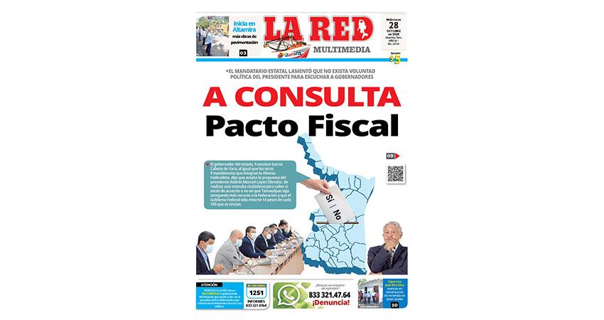 A CONSULTA Pacto Fiscal
