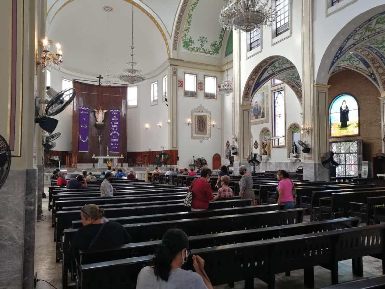 Festejos a la Virgen serán virtuales en Ciudad Madero