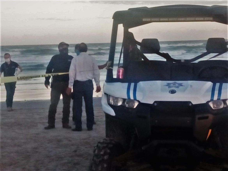 Recuperan cuerpos de menonitas ahogados en playa La Pesca