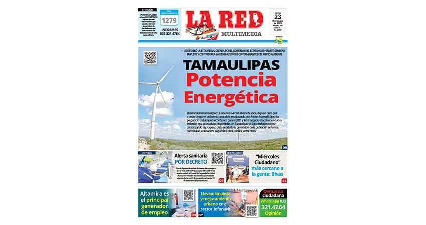TAMAULIPAS Potencia Energética