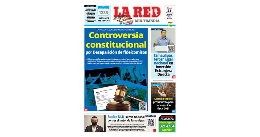 Controversia constitucional por desaparición de fideicomisos