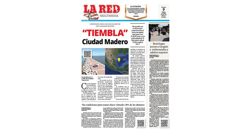 """""""TIEMBLA"""" Ciudad Madero"""