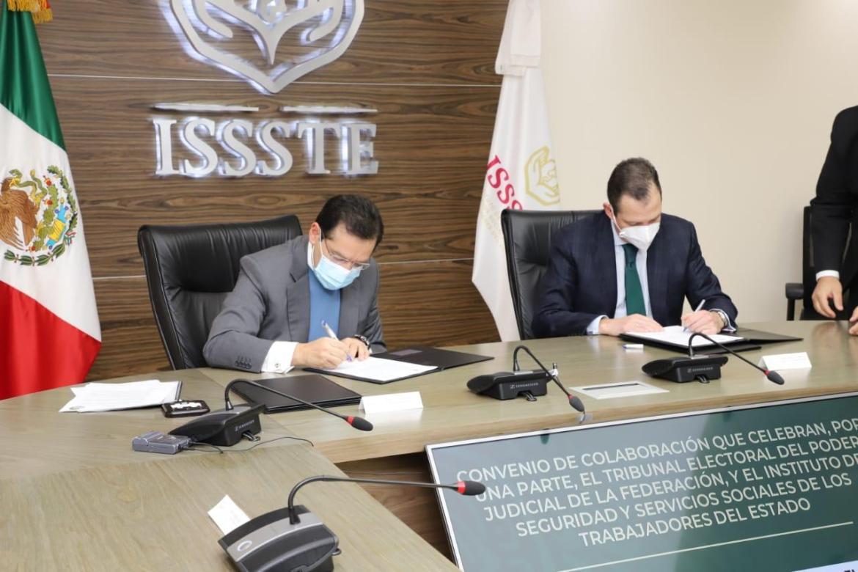 Implementará el ISSSTE jornadas de bienestar virtuales