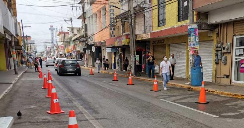 Alarma por carteristas operando en Altamira