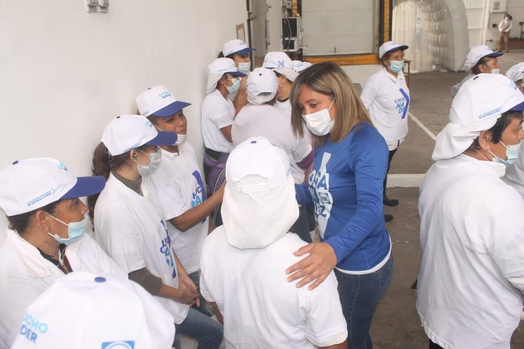 Mejores condiciones económicas para los sectores productivos: Rosa González