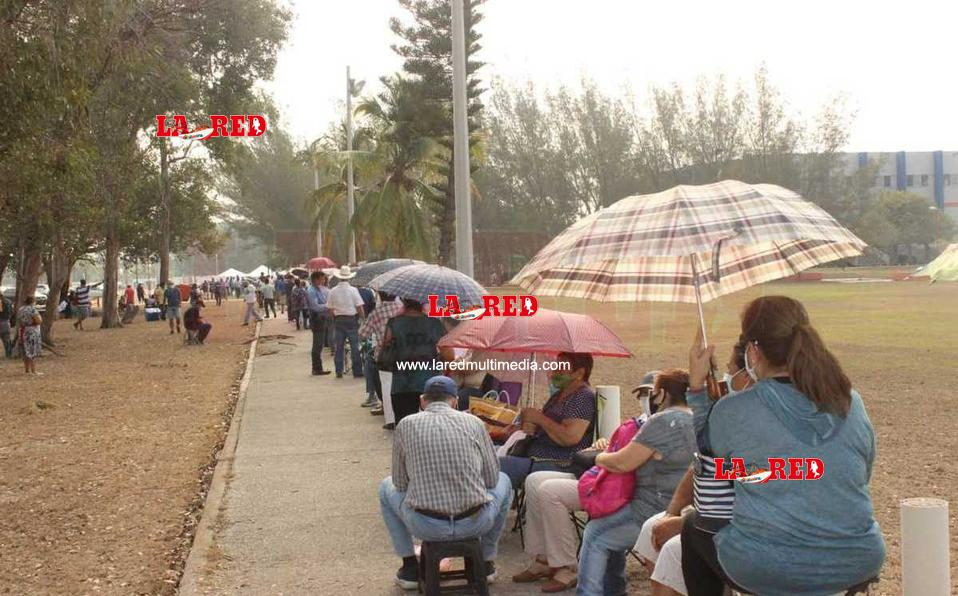 "Arranca en Tampico ""segunda vuelta"""