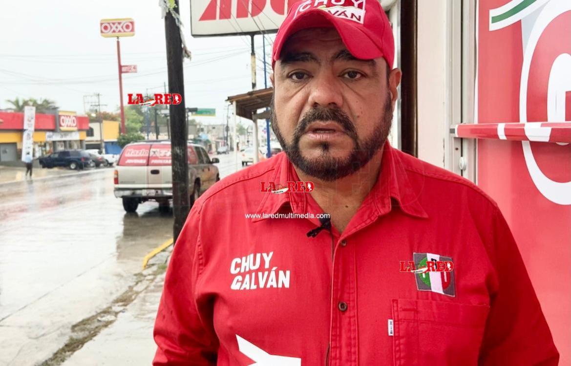 "No tengo Covid ""Son Mentiras"" Chuy Galván"
