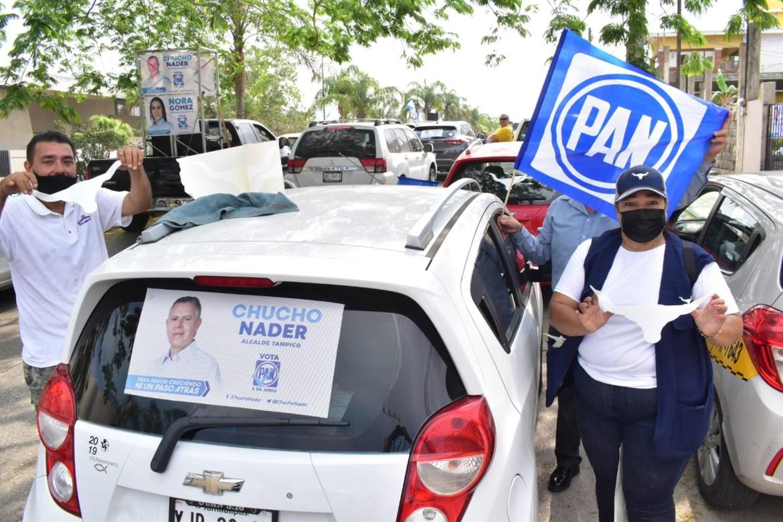 Total apoyo al gobernador Francisco García Cabeza de Vaca