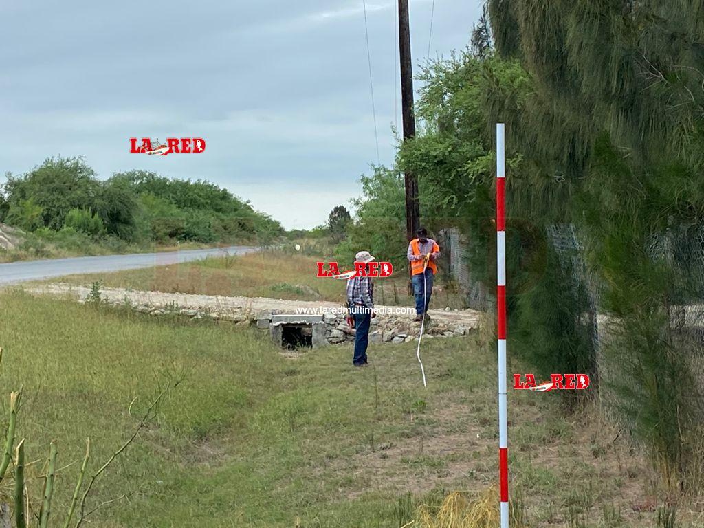 Inician trabajos de ampliación de red eléctrica en Palo Solo