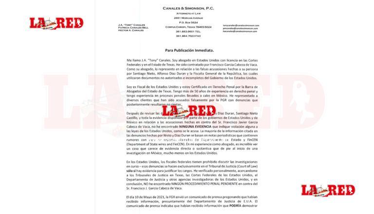 """USA UIF """"PRUEBAS FALSAS"""" CONTRA EL GOBERNADOR DE TAMAULIPAS"""