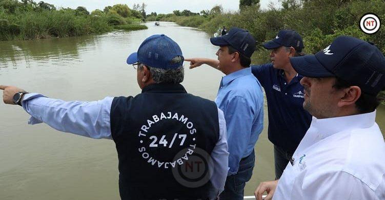 """Destinará el Estado recursos para rehabilitar estero """"El Camalote"""""""