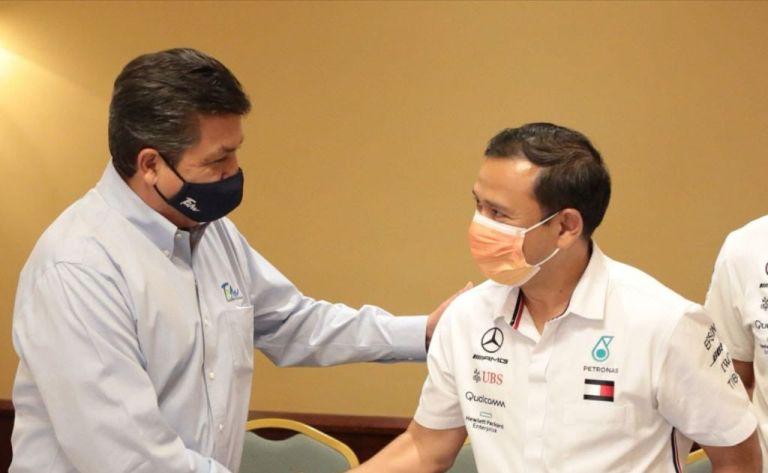 La petrolera mundial PETRONAS elige a Tamaulipas para invertir