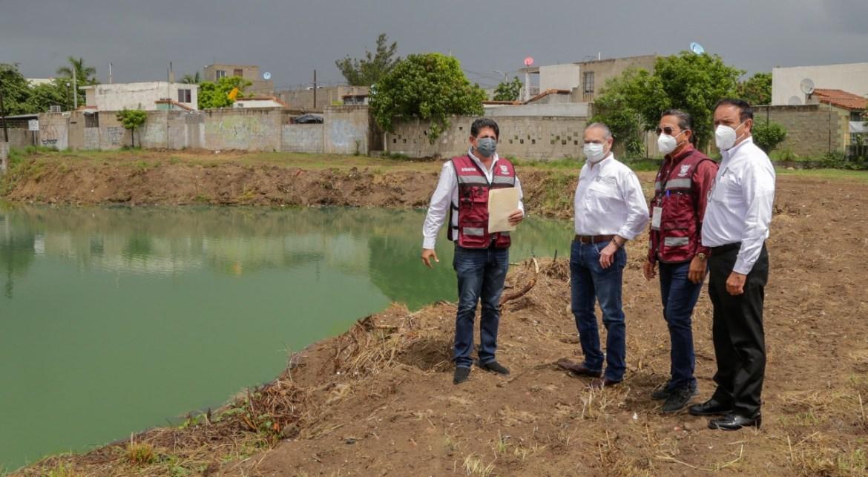 Férreo impulso al rescate de lagunas en Ciudad Madero