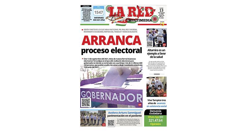 Arranca proceso electoral