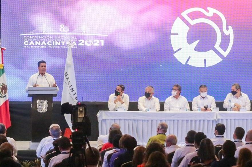 """En Tamaulipas seaplica la ley sin tregua"" afirma gobernador"