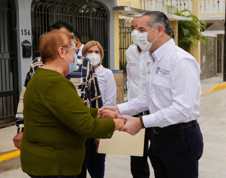 Fija Madero rumbo hacia el progreso