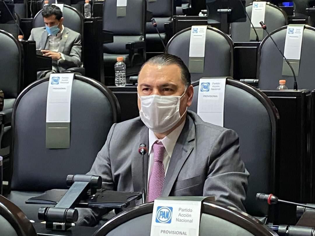 Designan a Gerardo Peña vicecoordinador del GPPAN del Congreso Federal