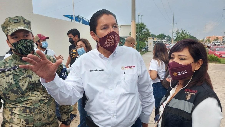 En proceso de vacunación 400 niños amparados en Tamaulipas