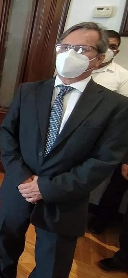 EN PLENA SESION DE CABILDO SE INFARTA Y MUERE DIRECTOR DE OBRAS PÚBLICAS DE VICTORIA.