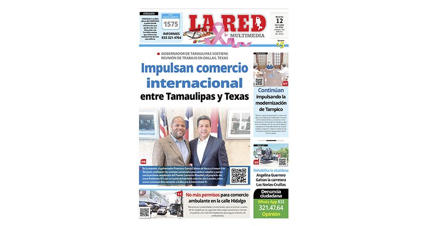 Impulsan comercio internacional entre Tamaulipas y Texas