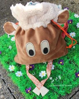 sac à dos mouton