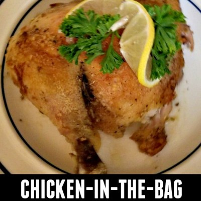 Chicken is in the Bag