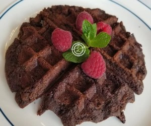 Cooked Waffle