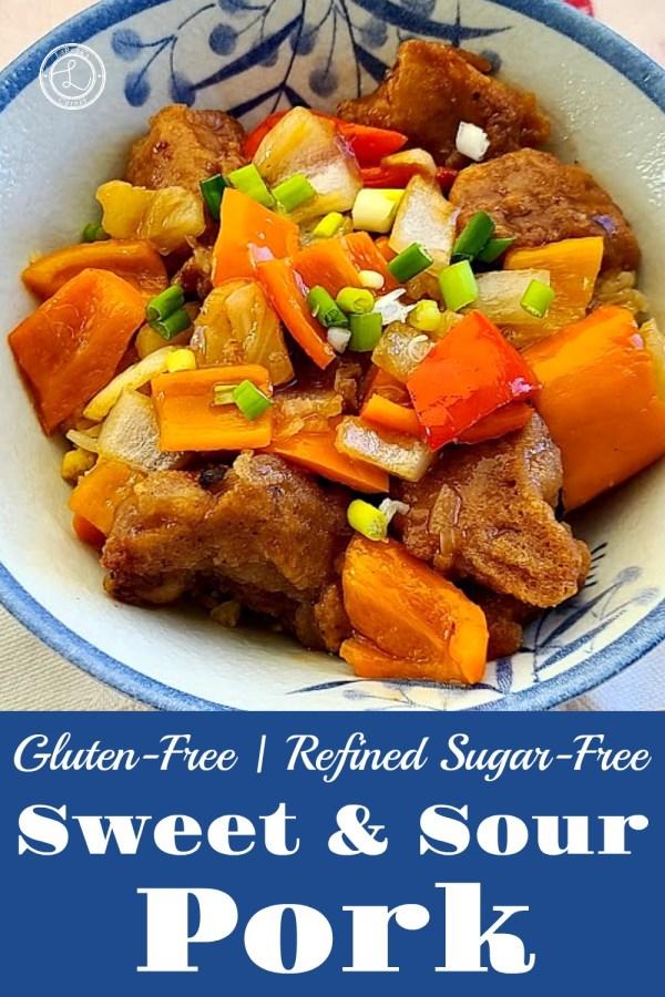 Gluten-Free Sweet & Sour Pork