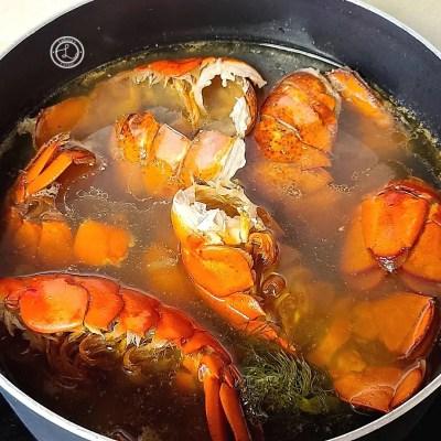 Homemade Shellfish Stock