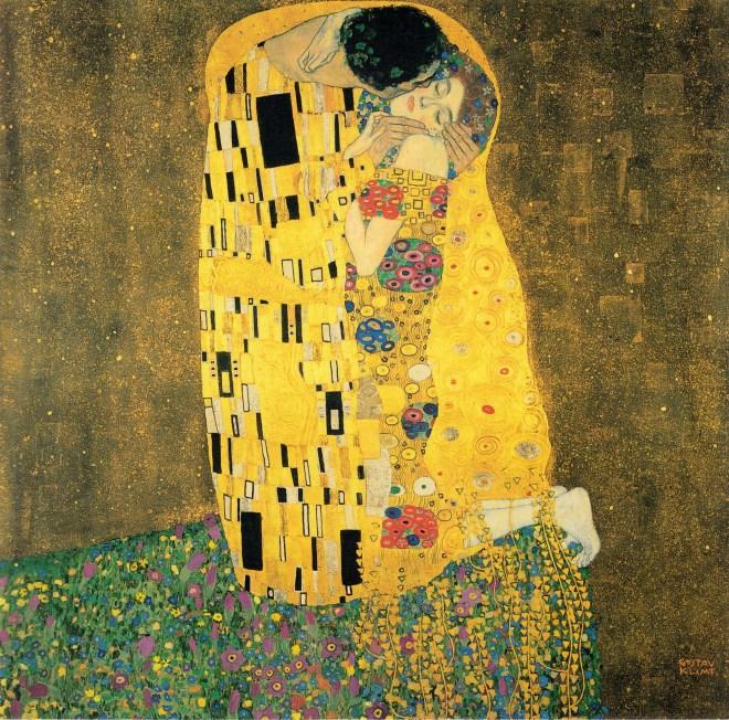gustav-klimt-the-kiss