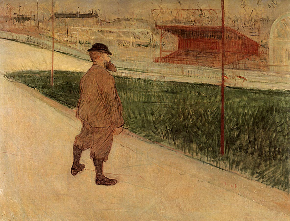 Bernard Tristan par Lautrec