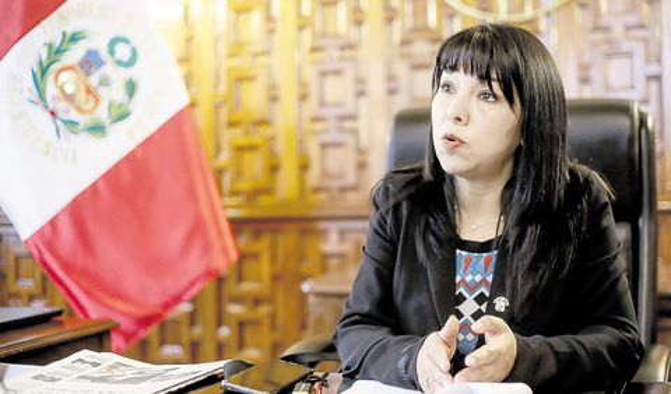 Bancadas buscarían censurar solo a Mirtha Vásquez   Política   La República